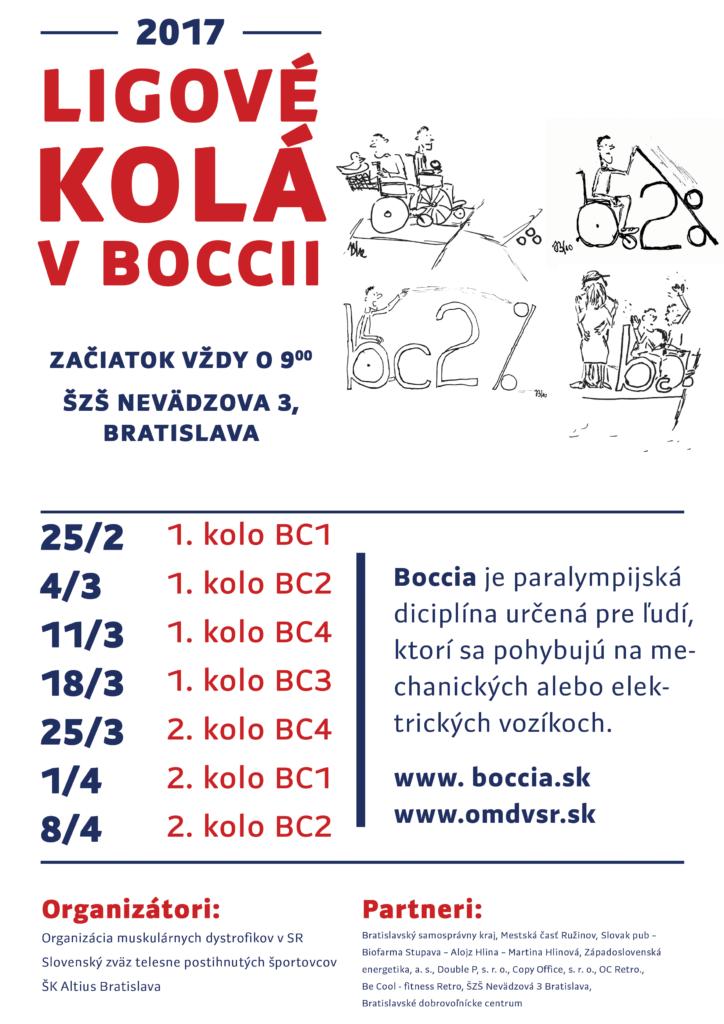 boccia liga 2017