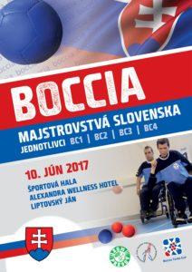 BOCCIA MSR 2017 - plagár A3 2